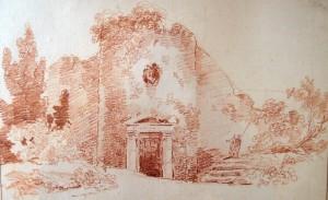 La tour du Guy, sanguine du Vicomte de Rohan