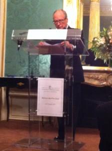 Gabriel de Broglie, Grand Chancelier