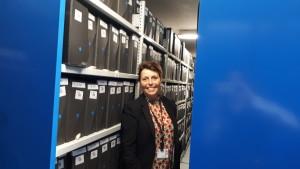 Hélène Guichard-Spica, Directrice des Archives départementales des Yvelines
