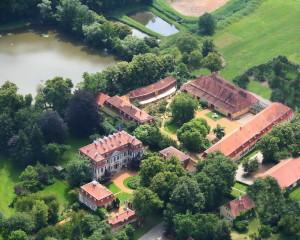 Château et parc de Dennenlohe © Dennenlohe