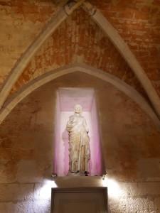 Une statue trouvée © BdC