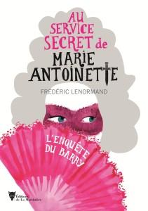 Couv Marie Antoinette