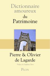 Dictionnaire amoureux du Patrimoine - C