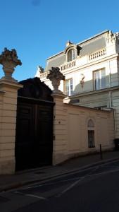 L'Hôtel de Noailles © B.de Cosnac