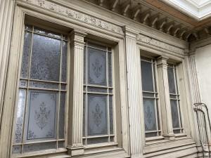 Fenêtres 19ème © B. de Cosnac