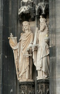 Karl der Grosse Kölner Dom