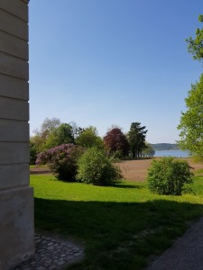 Seeblick Schloss Kummerow © B. de Cosnac
