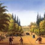 Promenade Stadtpark