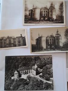 Schloss Reynel aus dem privaten Fotoalbum©B. de Cosnac