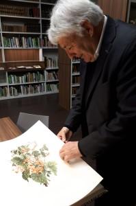 Dominique Drouard, président SNHF © B. de Cosnac