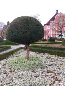 Schloss Salem französischer Garten © B. de Cosnac