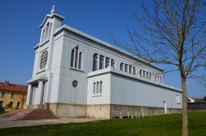 Kirche zum Verkauf in Frankreich © Agence Patrice Besse